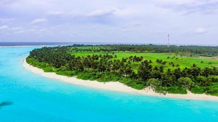 Остров Тодду Мальдивы