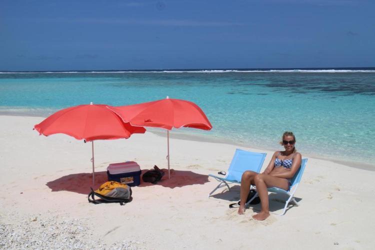 Мальдивы отель Riveli Retreat на острове Мативери