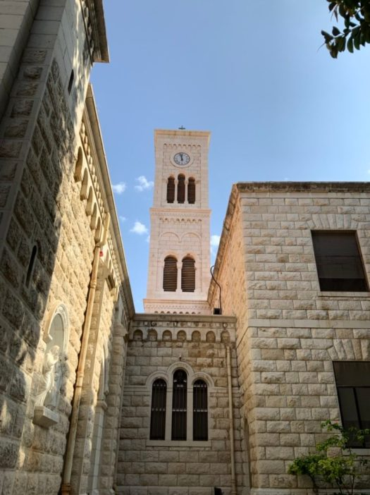 Église Saint Joseph à Nazareth