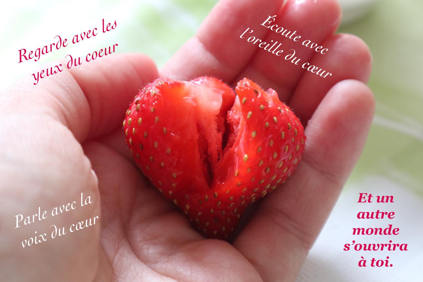 Citation sur la voie du cœur