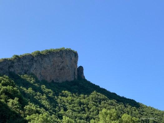 Rocher - Digne les Bains