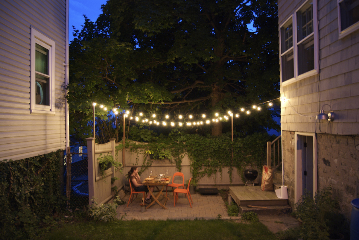 6 Brilliant and Inexpensive Patio Ideas for Small Yards ... on Economical Patio Ideas  id=27874