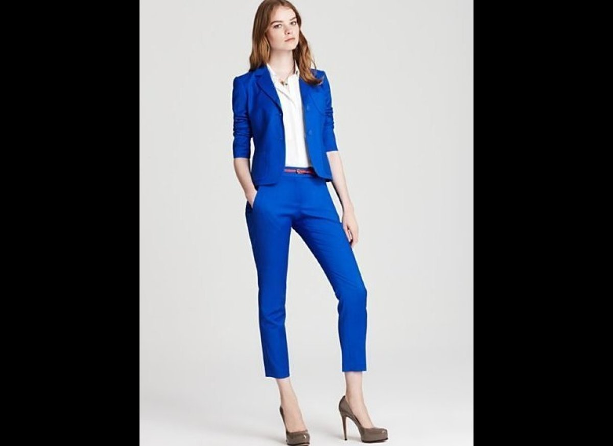 Women's Suits For Every Shape: From Petite To Curvy To