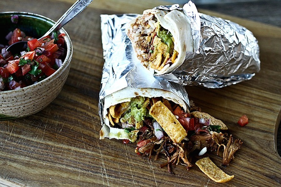 "<strong>Get the <a href=""http://www.foodiewithfamily.com/neato-frito-overstuffed-burritos/"" target=""_blank"">Neato Frito Over-"