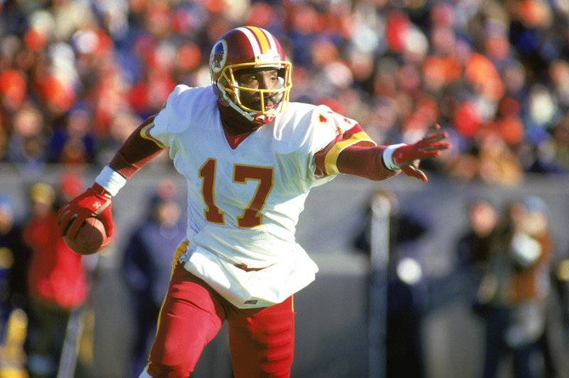 Image result for doug williams super bowl