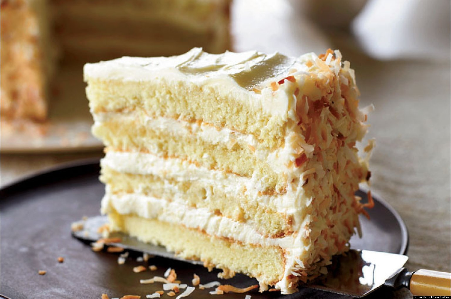 Recipe Of The Day Coconut Cake