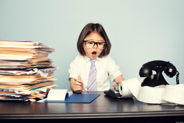 Upgrade 'Take Your Kids to Work Day' | HuffPost