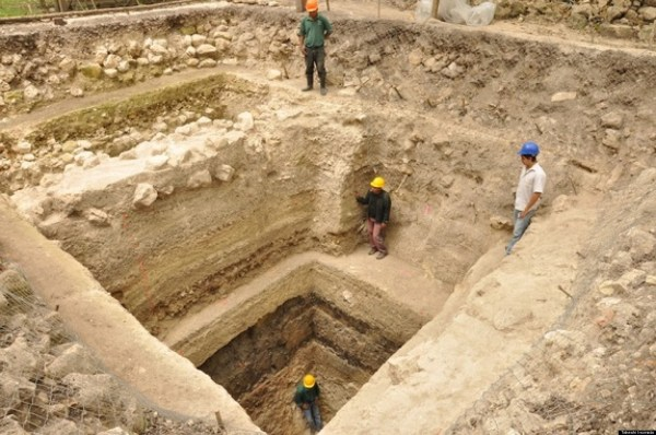 Maya Discovery: Ancient Sun Observatory May Help Explain ...