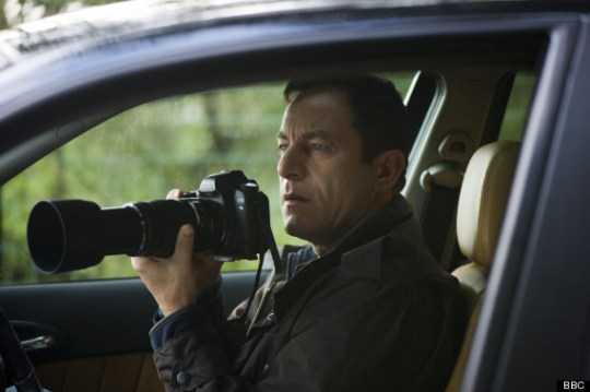 Case Histories  Episode 1 Review   Jason Isaacs Back As Kate     case histories  Jason Isaacs was back in action as beleaguered private  investigator Jackson Brodie