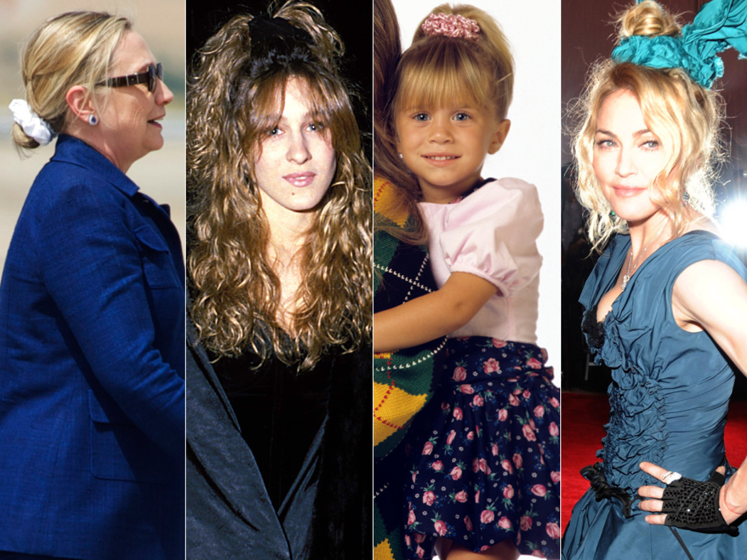 In Defense Of The Scrunchie Why Its Time To Get Over Our