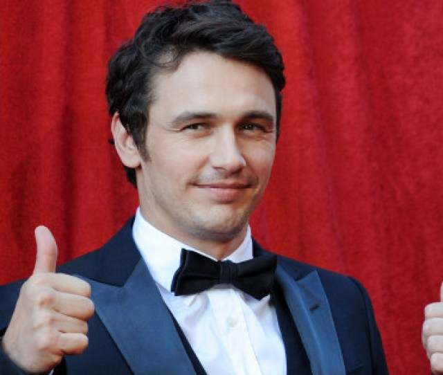 Celebrity Thumbs Up