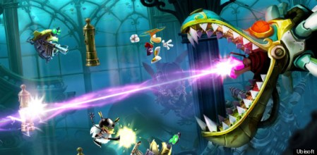 Rayman Legends  Review  Is This The Best Platform Game Ever Made     Online challenges and leaderboards