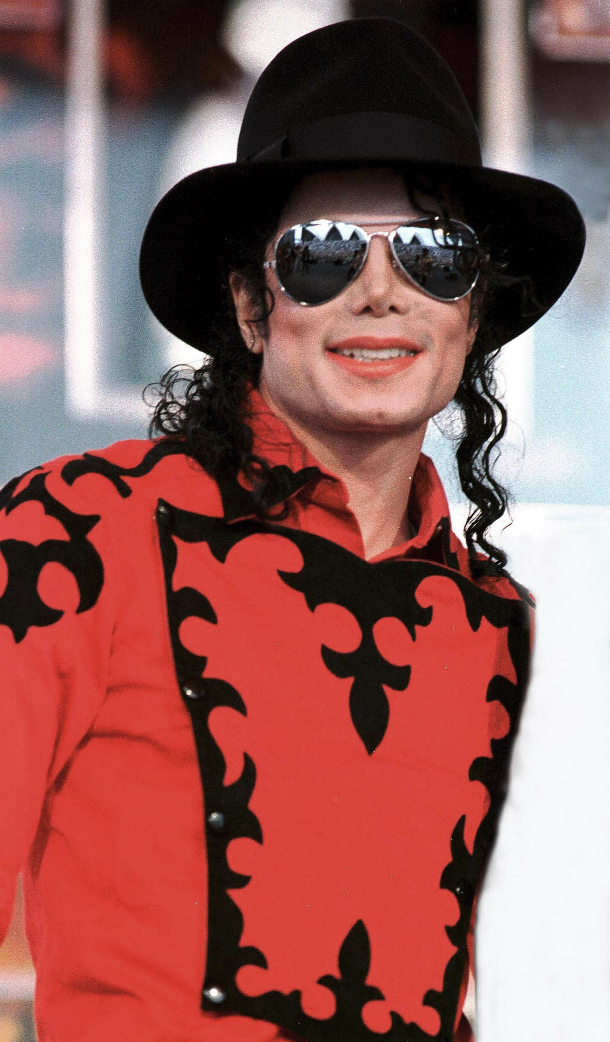 Michael Jackson Notes Reveal Grand Ambitions To Be