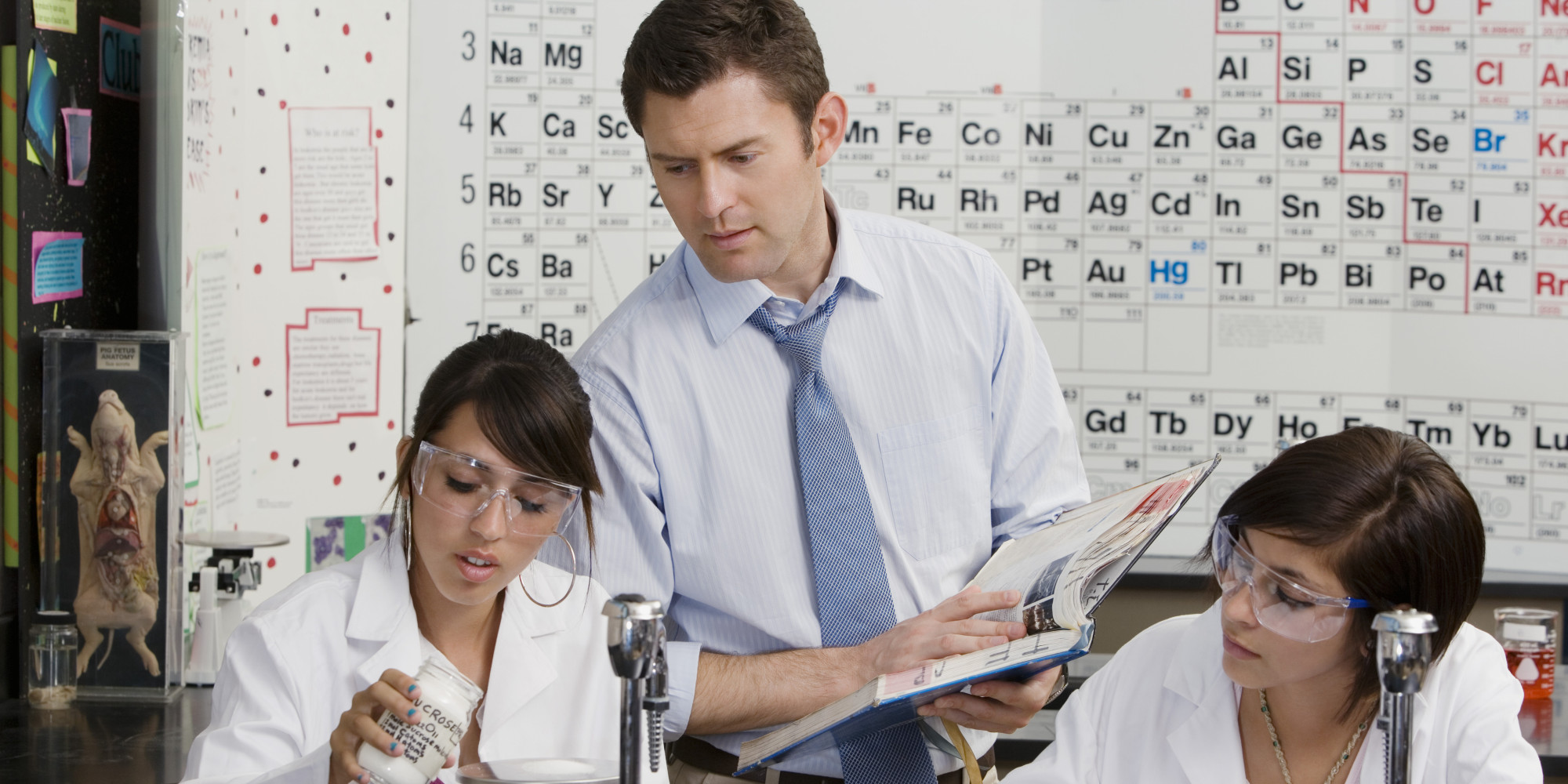 Lies Our High School Science Teachers Told Us