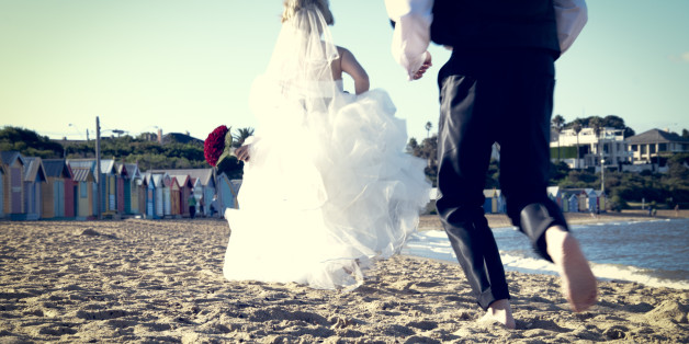 Why Guests Shouldn't Stress About Destination Wedding