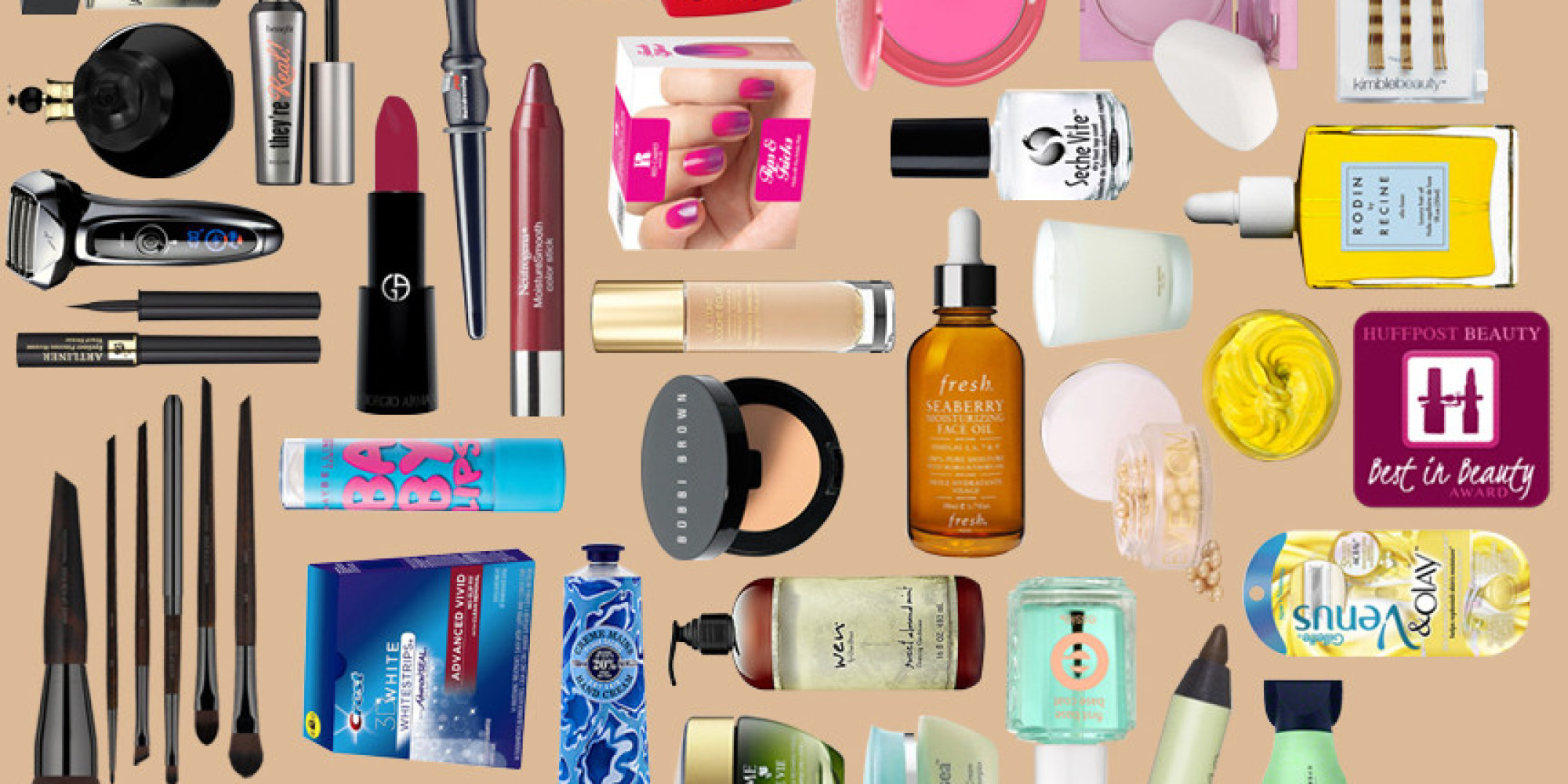 33 Beauty Products We Were Obsessed With In