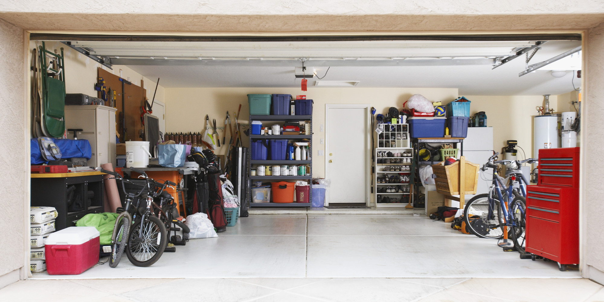 How To Organize Your Garage In No Time At All, So You Can ... on Organized Garage  id=76209