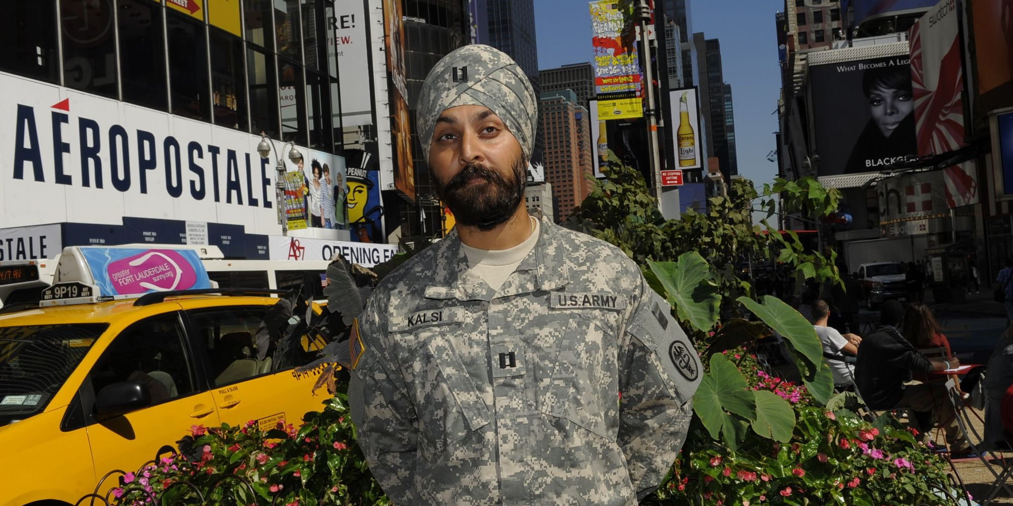 Pentagon Relaxes Rules On Religious Clothing And