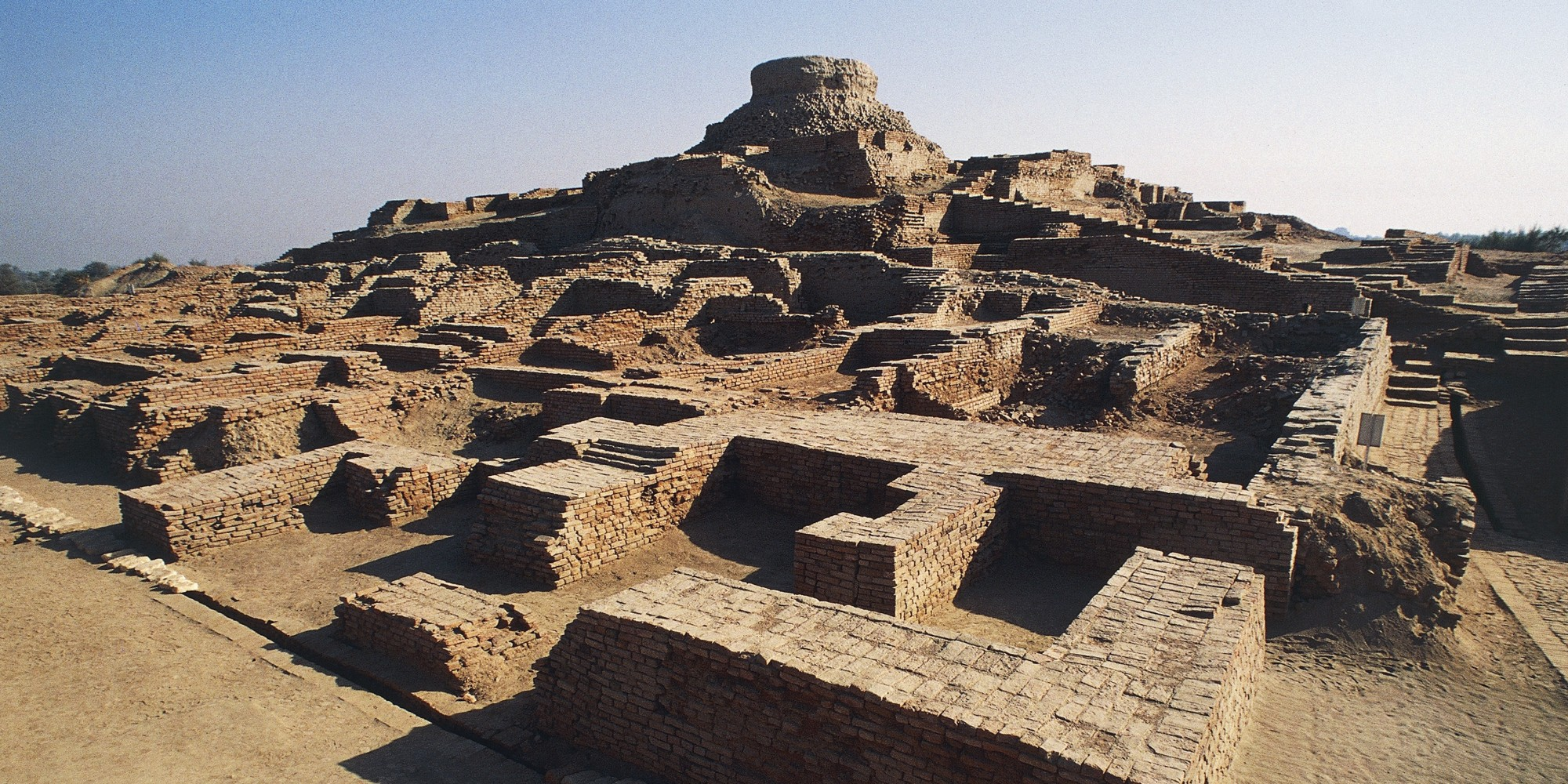 Long Term Drought Doomed Indus Valley Civilization