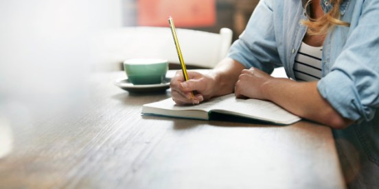 Image result for woman writing