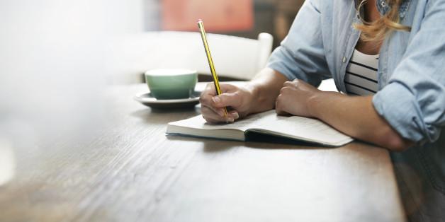Risultati immagini per woman writing
