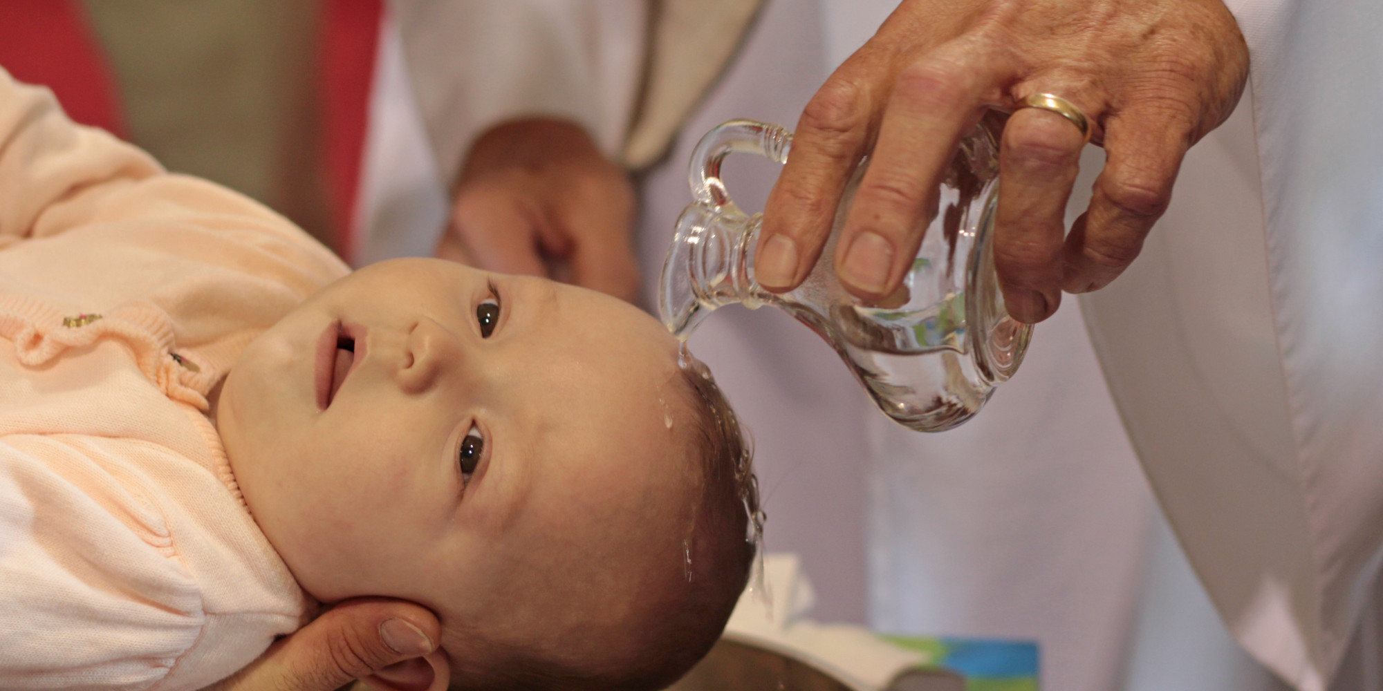 Baptizing Children Of Couples Could Become New