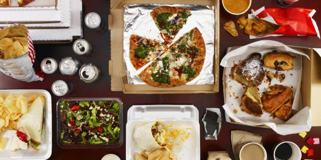 Top Most Unhealthy Fast Food Restaurants