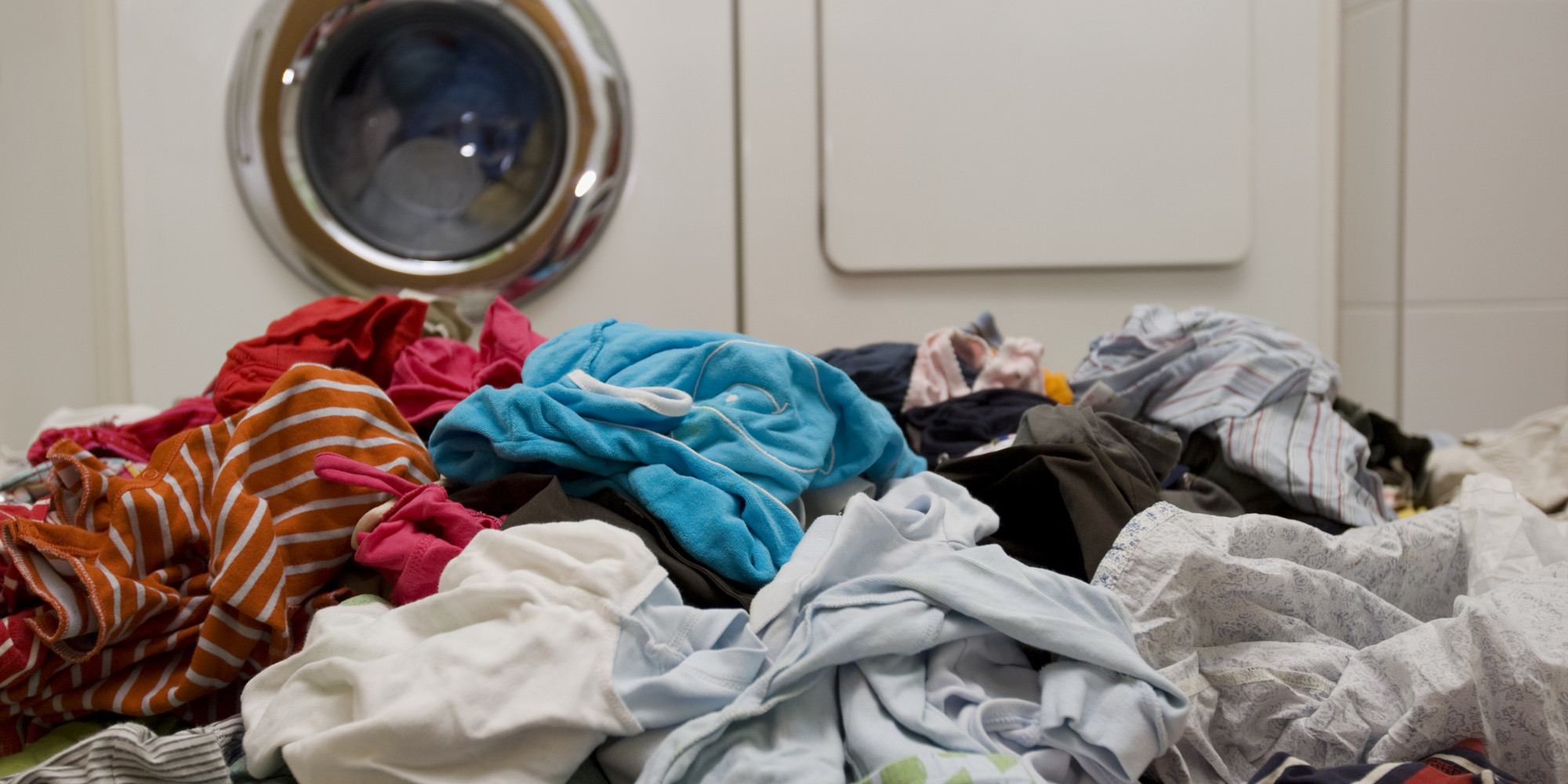 Throw Out The Dirty Laundry Of Past Behavior After Divorce