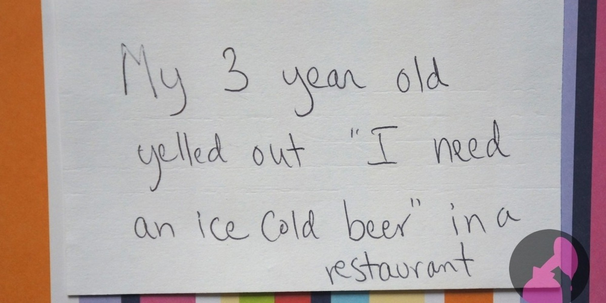 17 Mom Confessions About F Ed Up Things Their Kids Have
