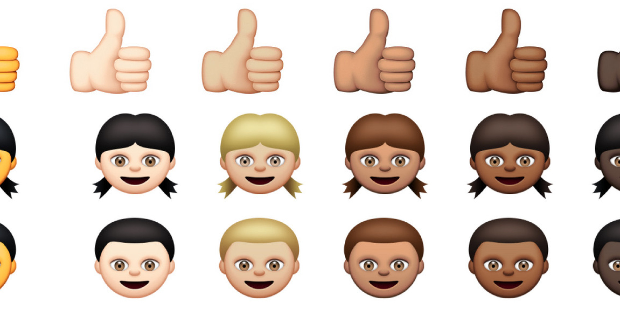 Apple Launches Racially Diverse Emoji With New IOS Update
