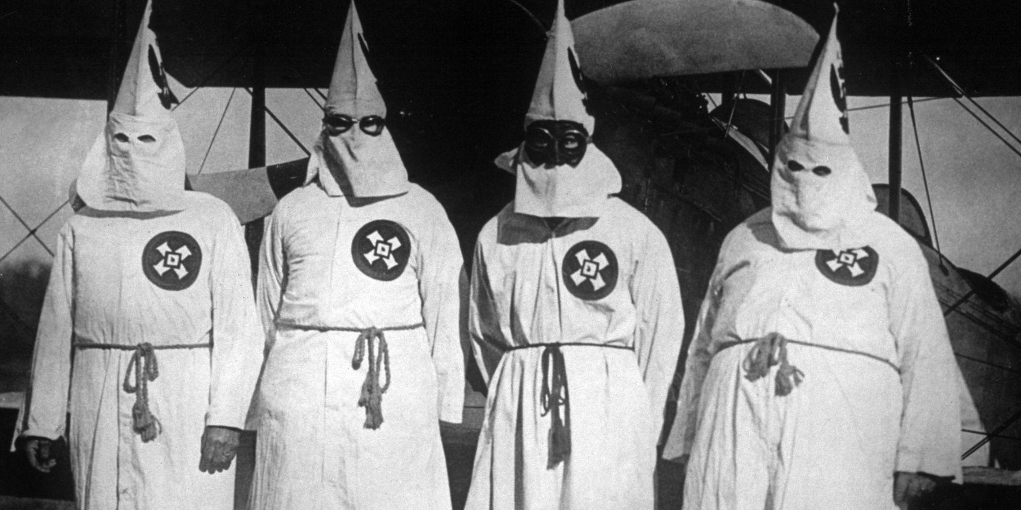 Ku Klux Klan Fliers Promoting Islamophobia Found In