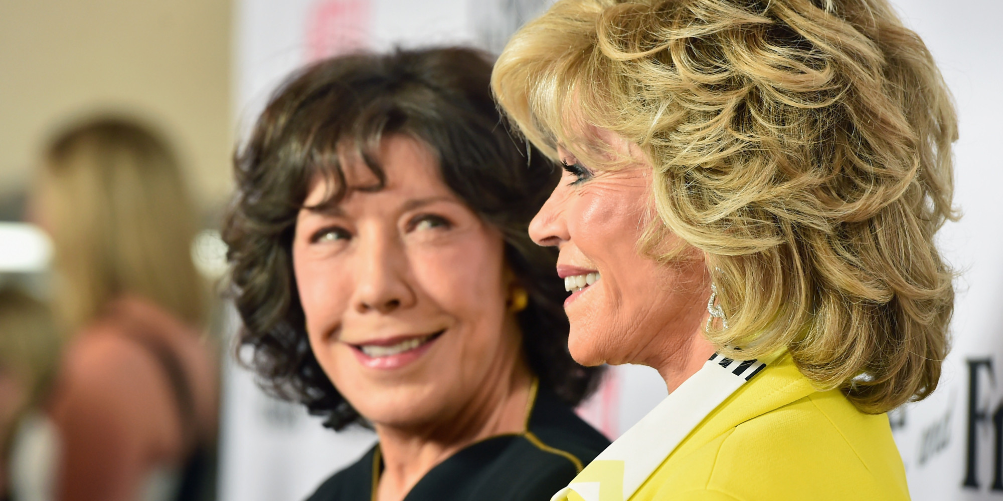 Lily Tomlin And Jane Fonda Break Down Myths About Feminism Like The
