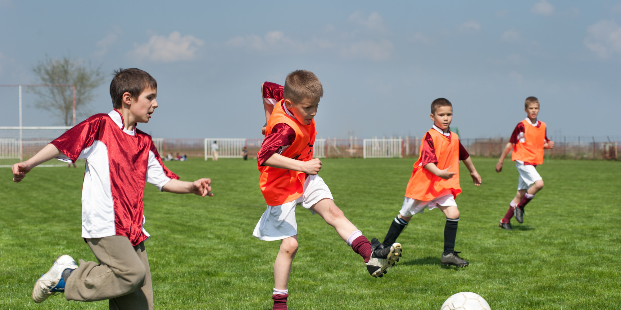 15 Reason Competitive Sports Are Great For Kids That Have