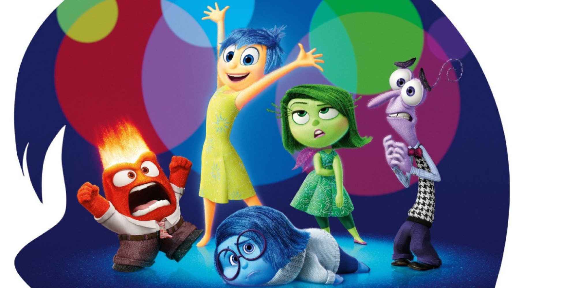 How Inside Out Nailed The Science Of Kids Emotions