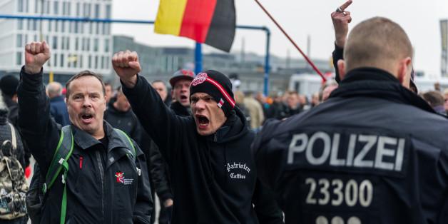 Image result for chemnitz nazis