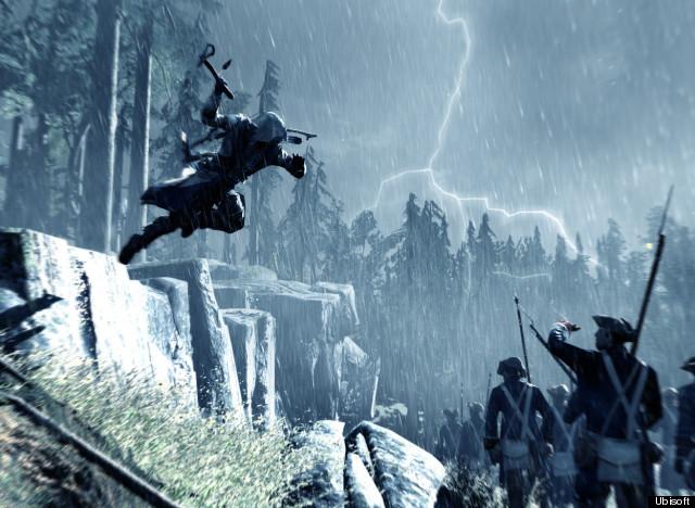 Assassin's Creed III Review: Evolution, Not Revolution