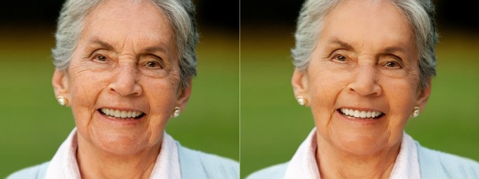 retouch portrait photos for free | face retouching online