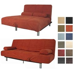 Medium image of click clack futon cover roselawnlutheran