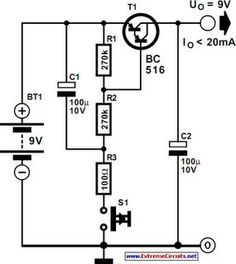 Transformerless Ac To Dc Power Supply Circuits