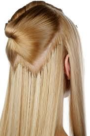 1000 images about hair extension on pinterest mermaid hair extensions different hair types