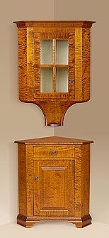 1000 Images About Corner Cabinet On Pinterest
