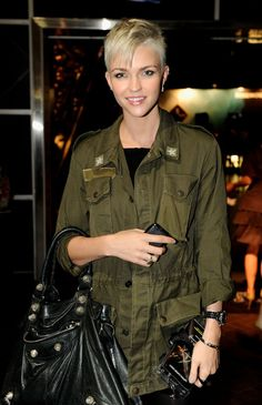Ruby Rose On Pinterest Ruby Rose Ruby Rose Hair And