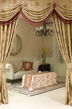 1000 Images About Antique Curtain On Pinterest Swag Swag Curtains And Curtains