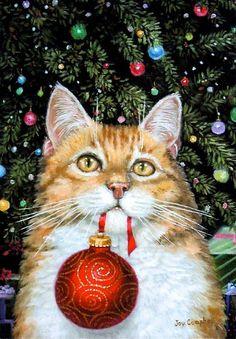 Linnea Riley Designs Holidays Pinterest Cat