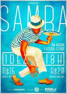 Poster do filme O Samba