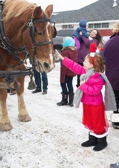 Holiday Traditions at the Ward O'Hara Agricultural Museum ...