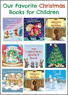 The Best Christmas Books for Kids | Random acts, Christmas ...