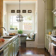 Galley Kitchen | The