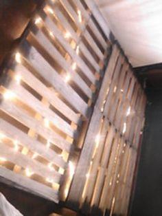 1000 Images About DIY Bed Frame On Pinterest Pallet Bed