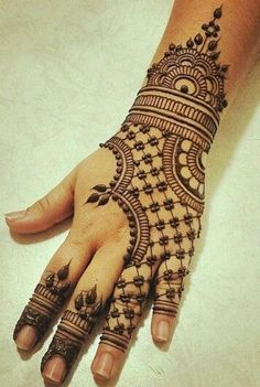 arabic bridal mehndi designs Best Gujarati Mehndi DesignsFashionMore Pins Like This At FOSTERGINGER @ Pinterest